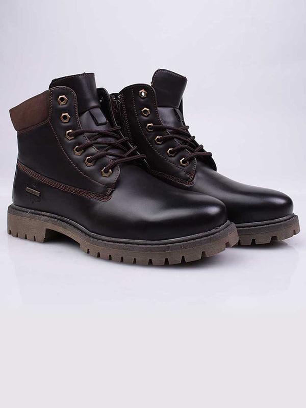 Ботинки коричневого цвета | 5650340