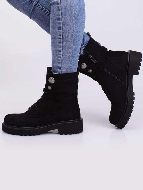 Ботинки черные | 5650379