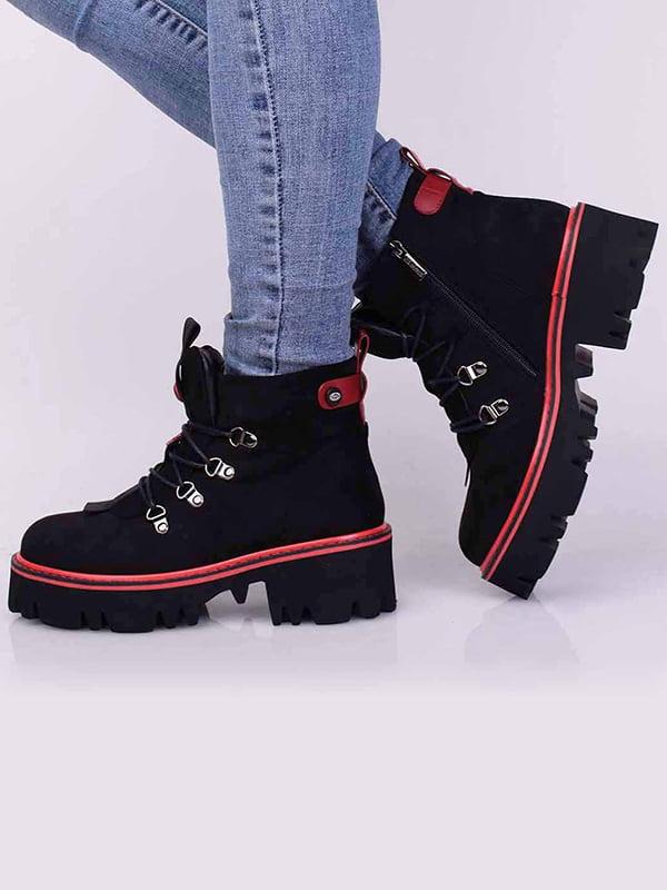 Ботинки черные | 5650468