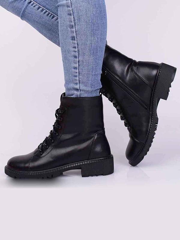 Ботинки черные   5650469