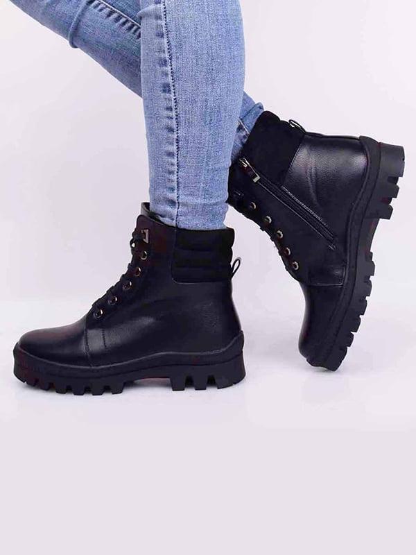 Ботинки черные | 5650495