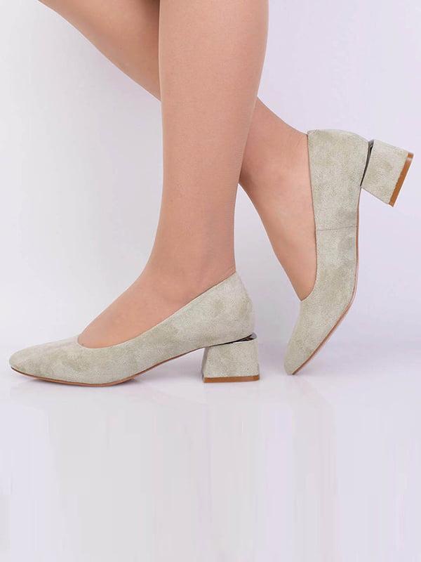 Туфлі сірі | 5650714