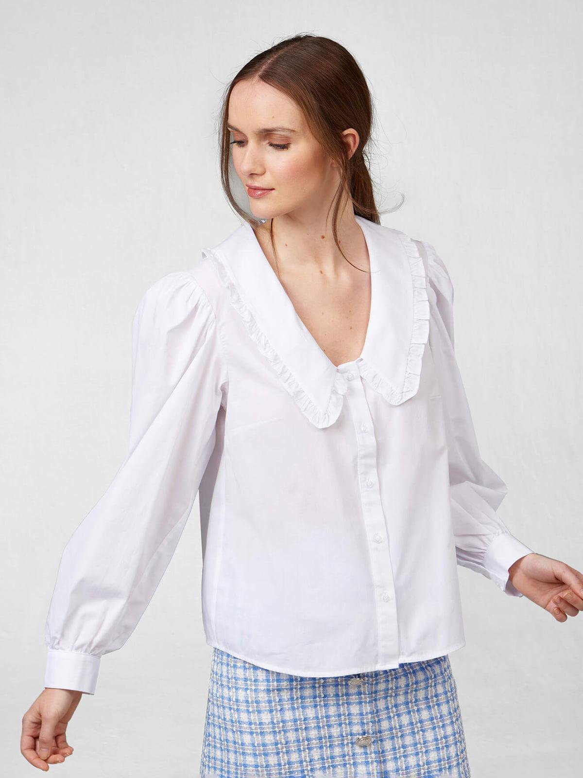 Рубашка белая   5647277