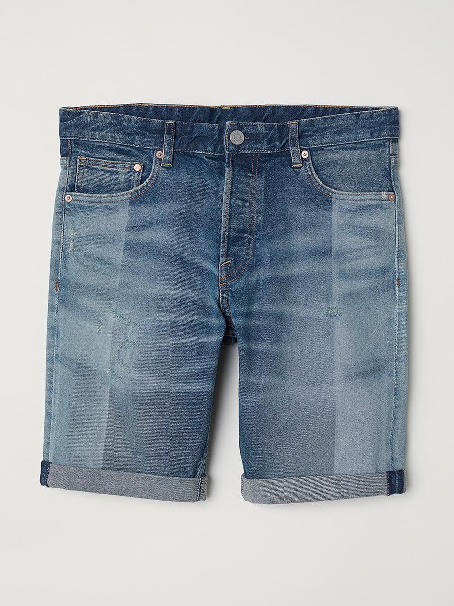 Шорти сині джинсові   5652330