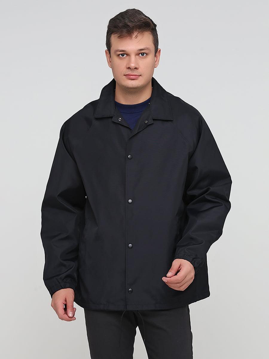 Куртка темно-синя   5652350