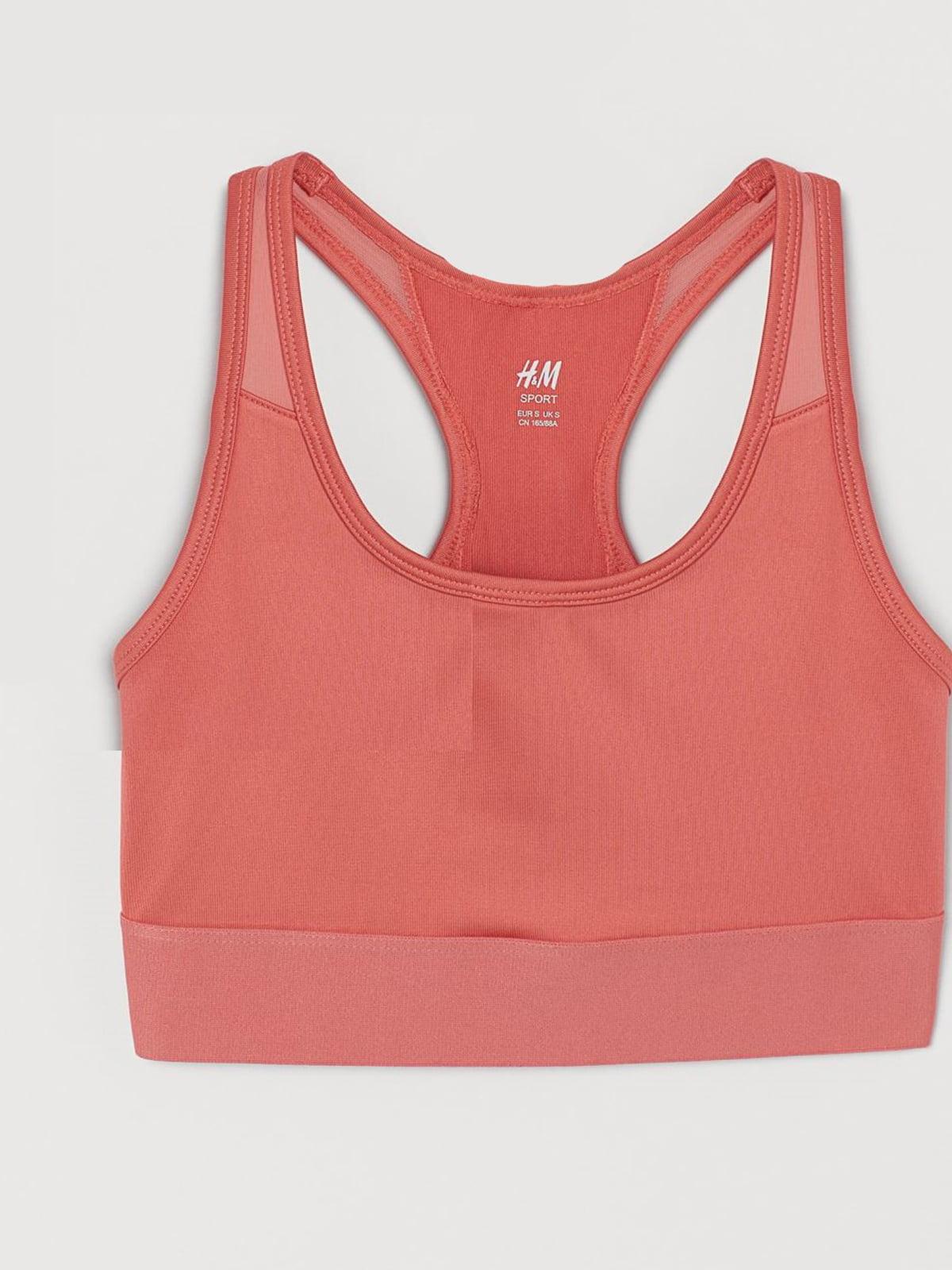 Топ спортивный розовый | 5636734