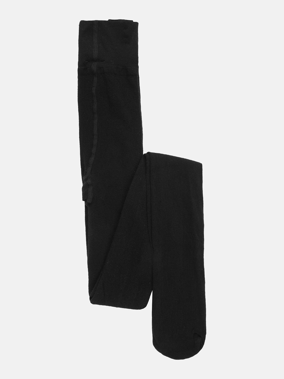 Колготки черные | 5651745
