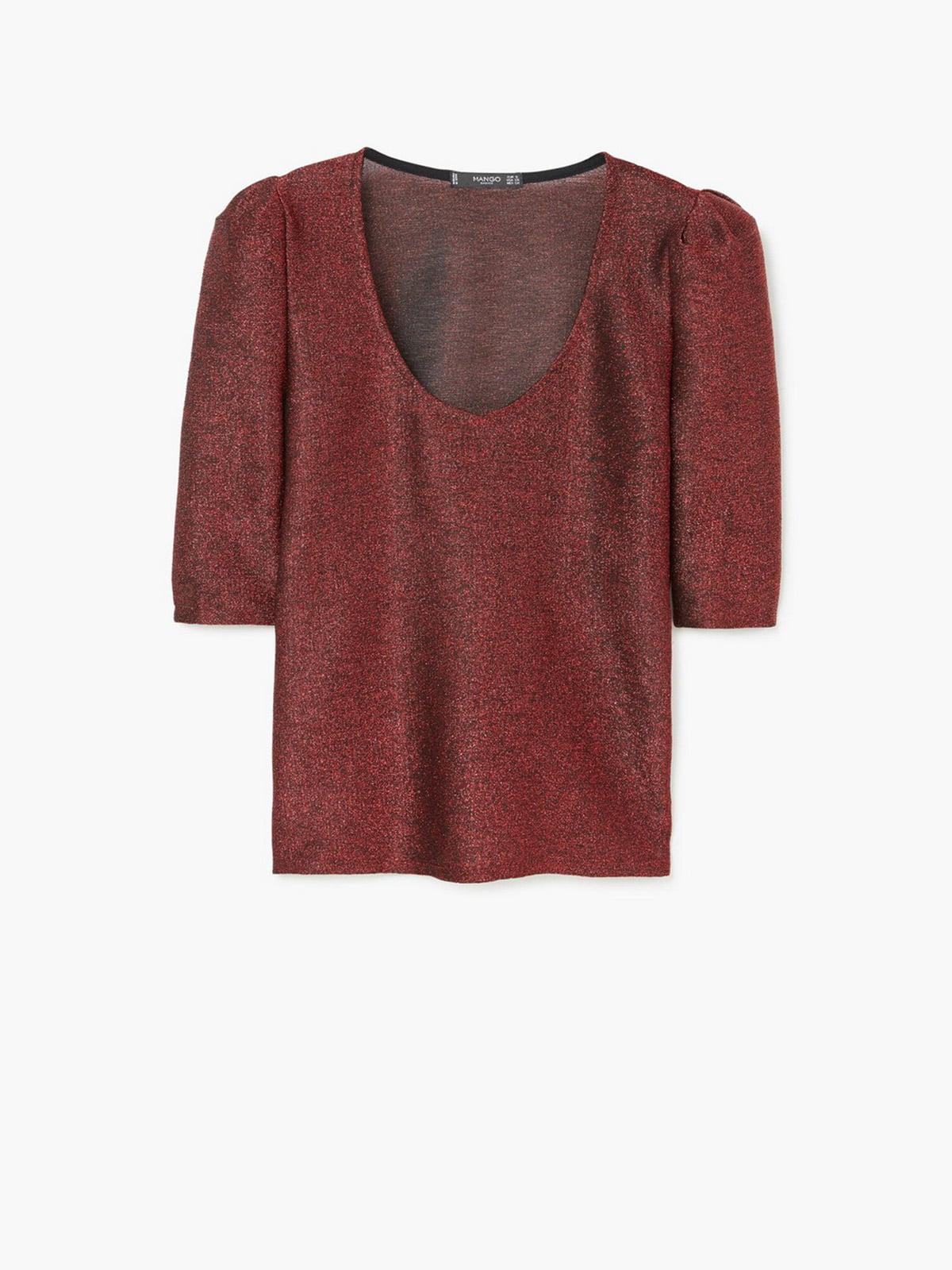 Блуза красного цвета | 5657918