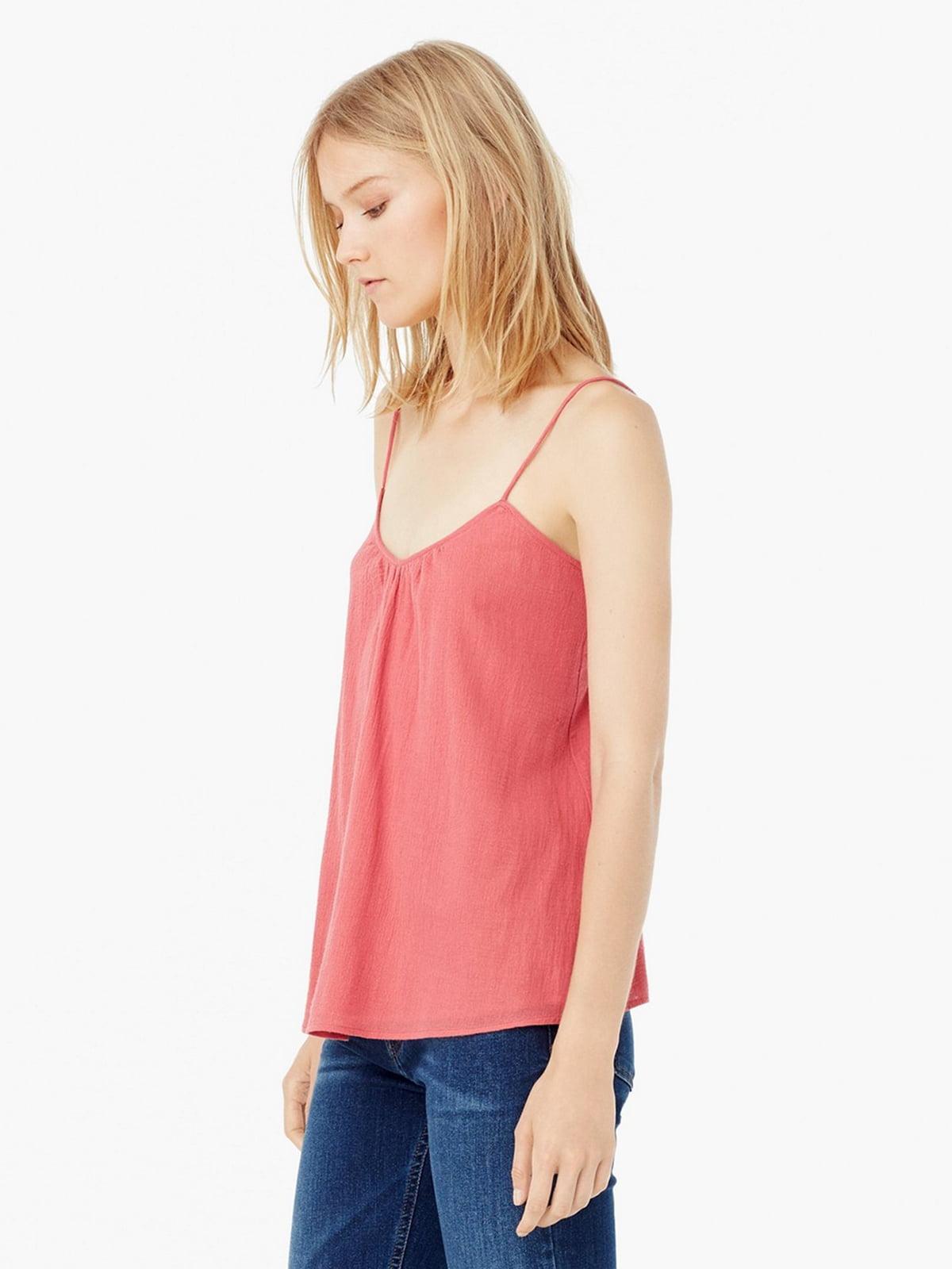Майка розового цвета   5658167