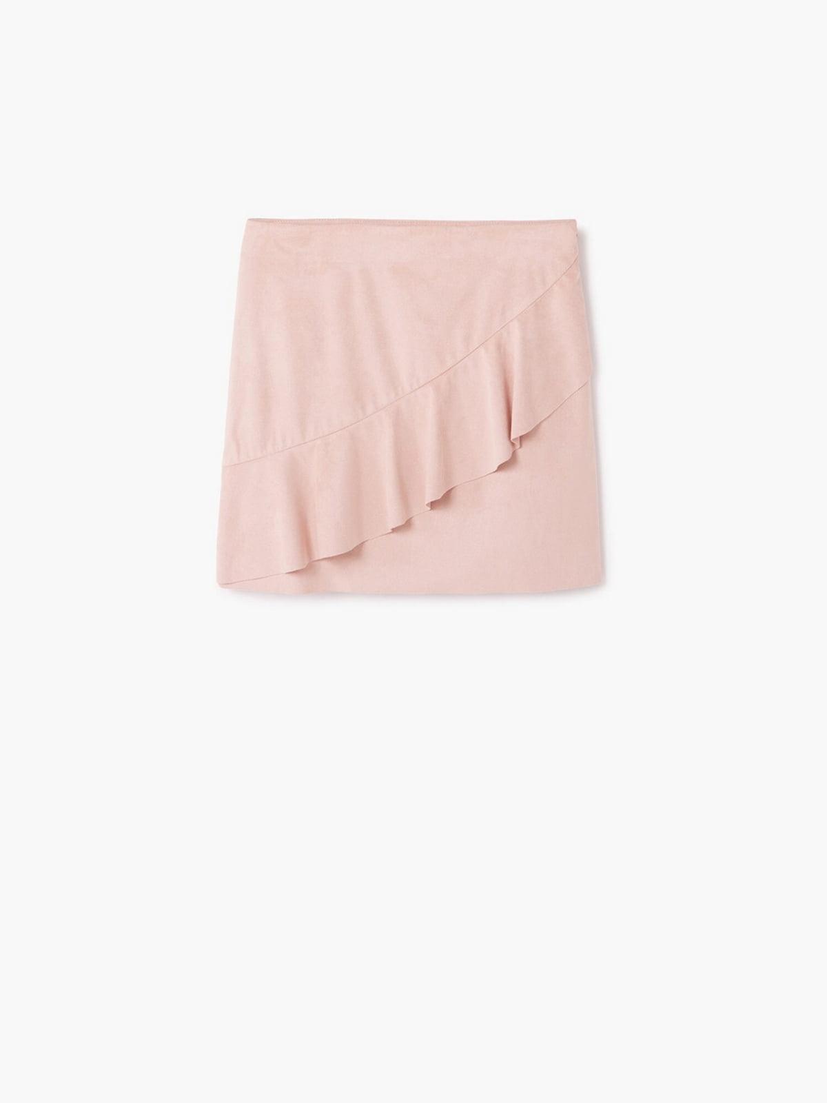 Юбка розового цвета | 5658556