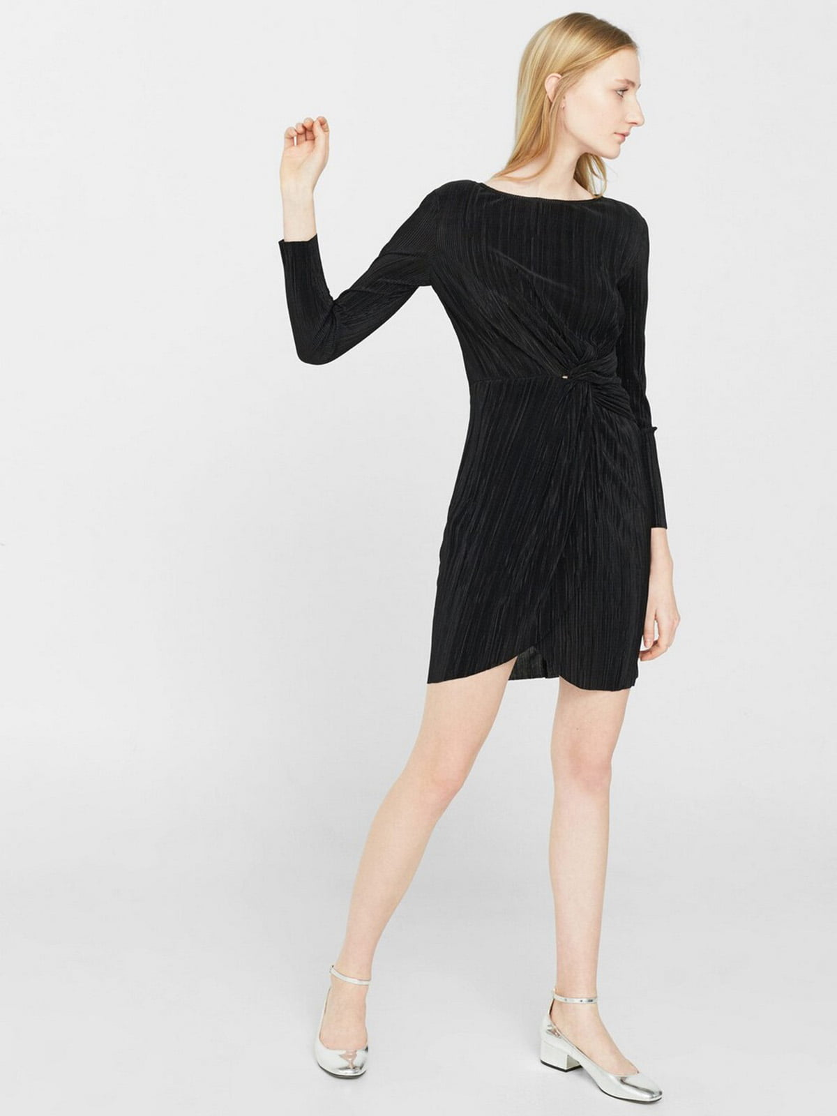 Платье черное | 5658937