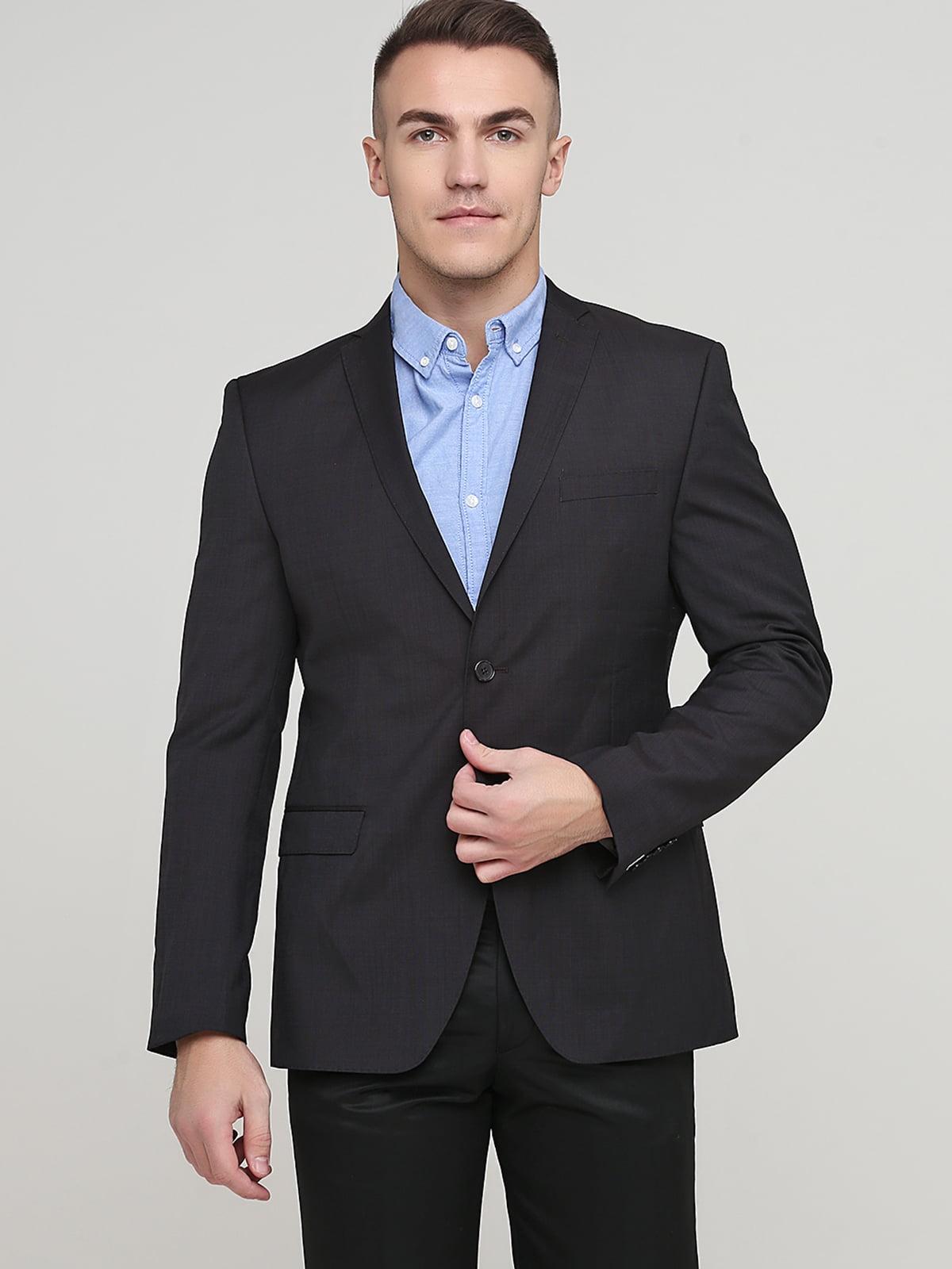 Пиджак серый   5659024