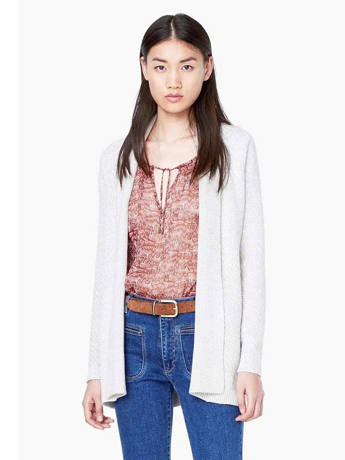 Блуза бордовая в цветочный принт   5659176
