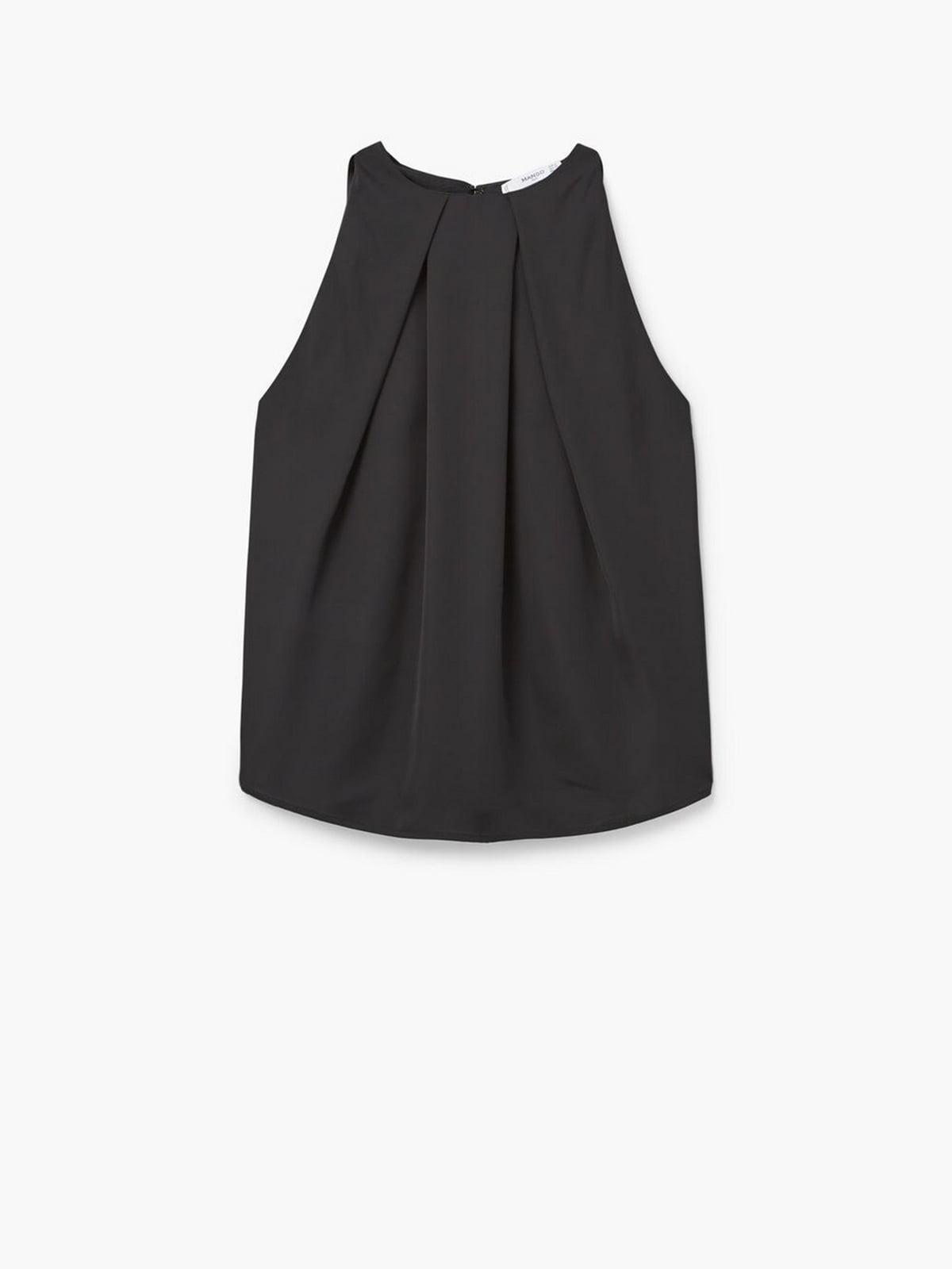 Блуза черная   5659184