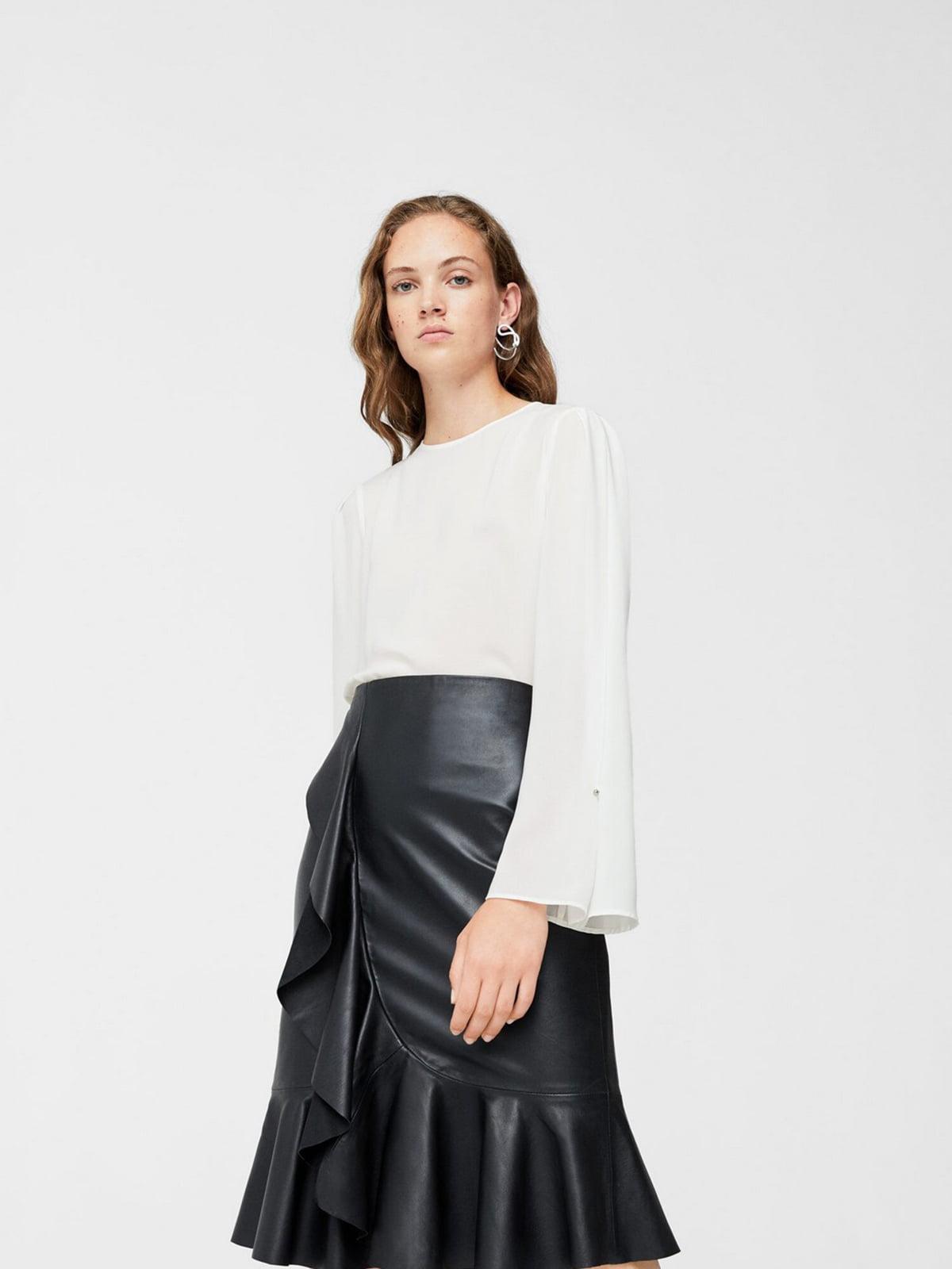 Блуза біла | 5659261