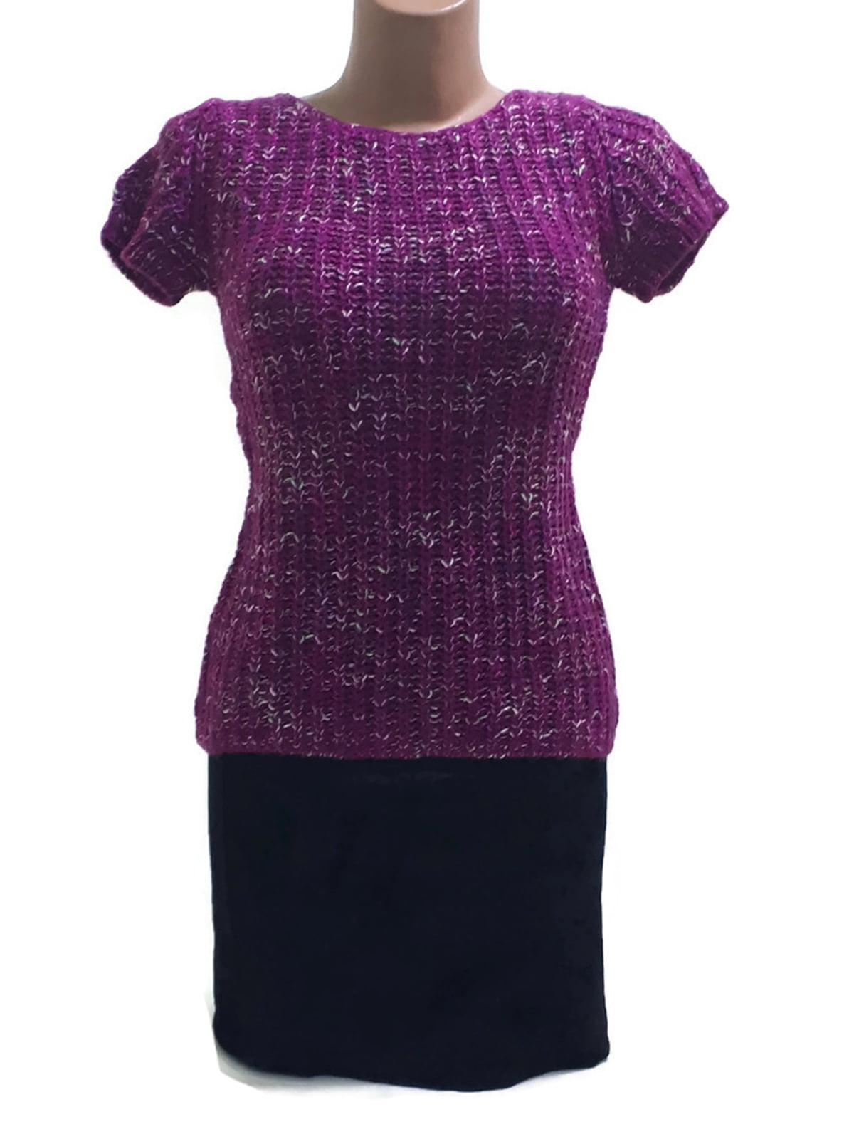 Джемпер-топ фиолетовый   5660236