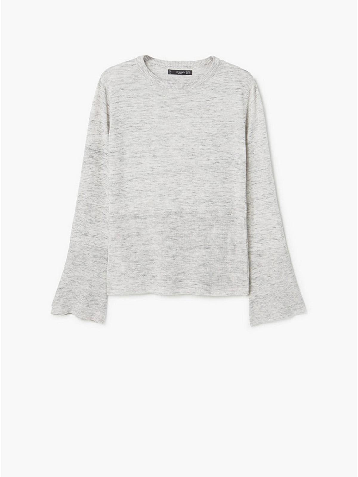 Джемпер серый | 5660416