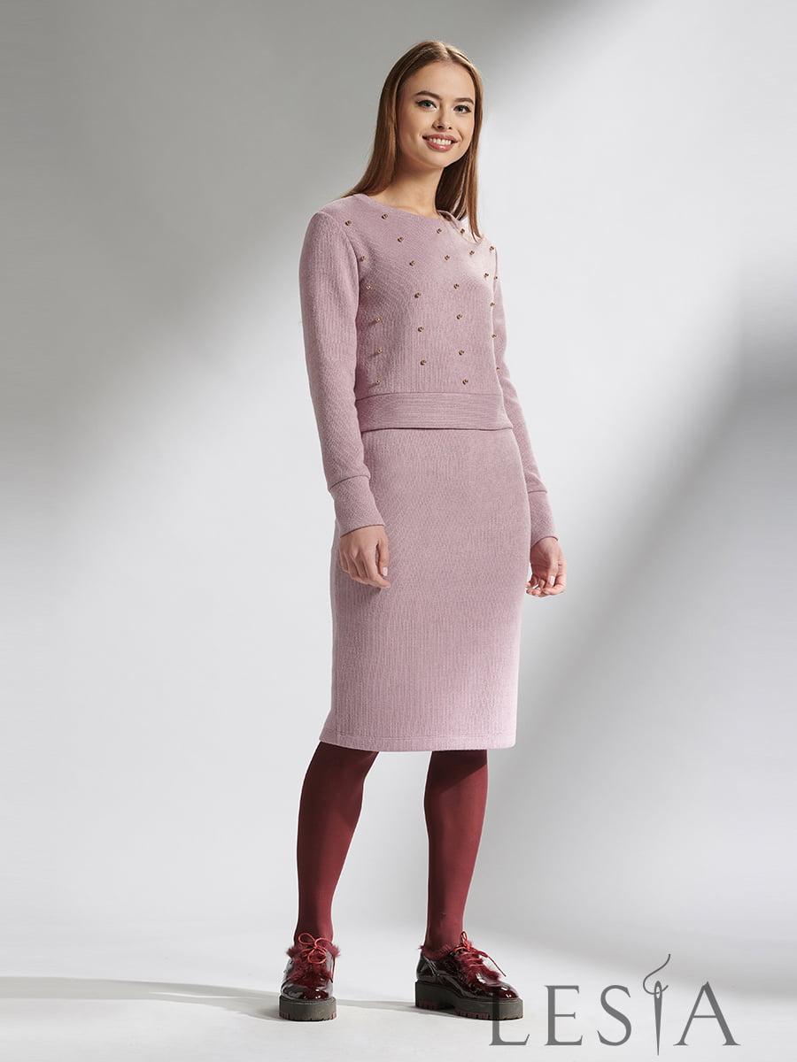 Костюм: свитшот и юбка | 5304148