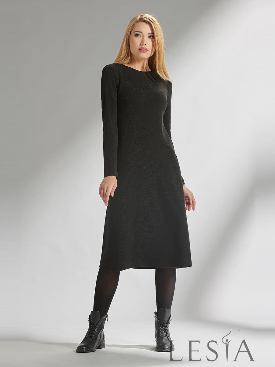 Платье черное   5304177
