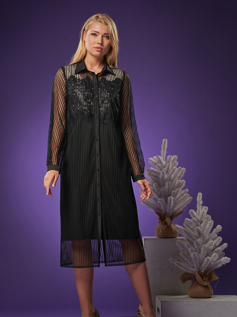 Платье черное | 5304193
