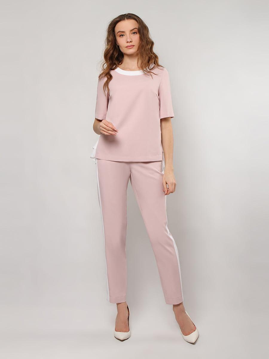 Костюм: блуза и брюки | 5343254