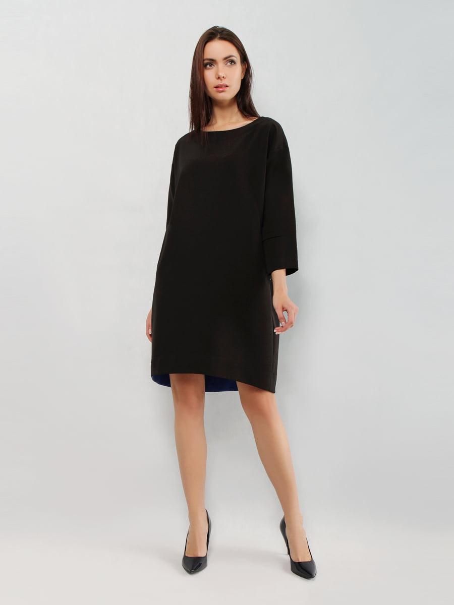 Платье черное | 5343302