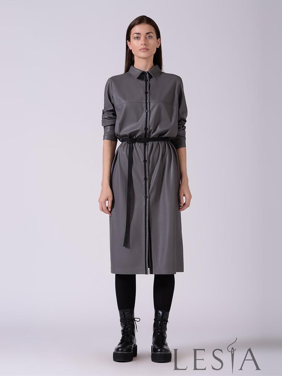 Платье серое | 5593383