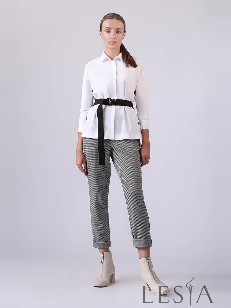 Блуза белая   5593391