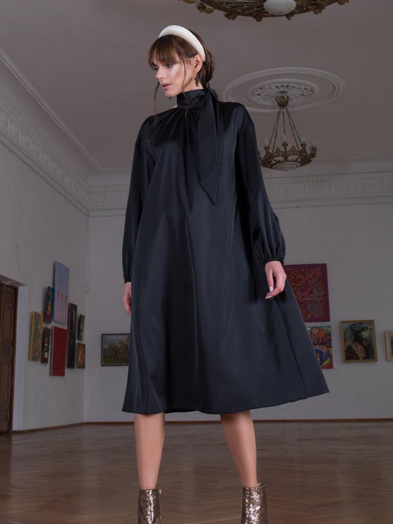 Платье черное | 5599638