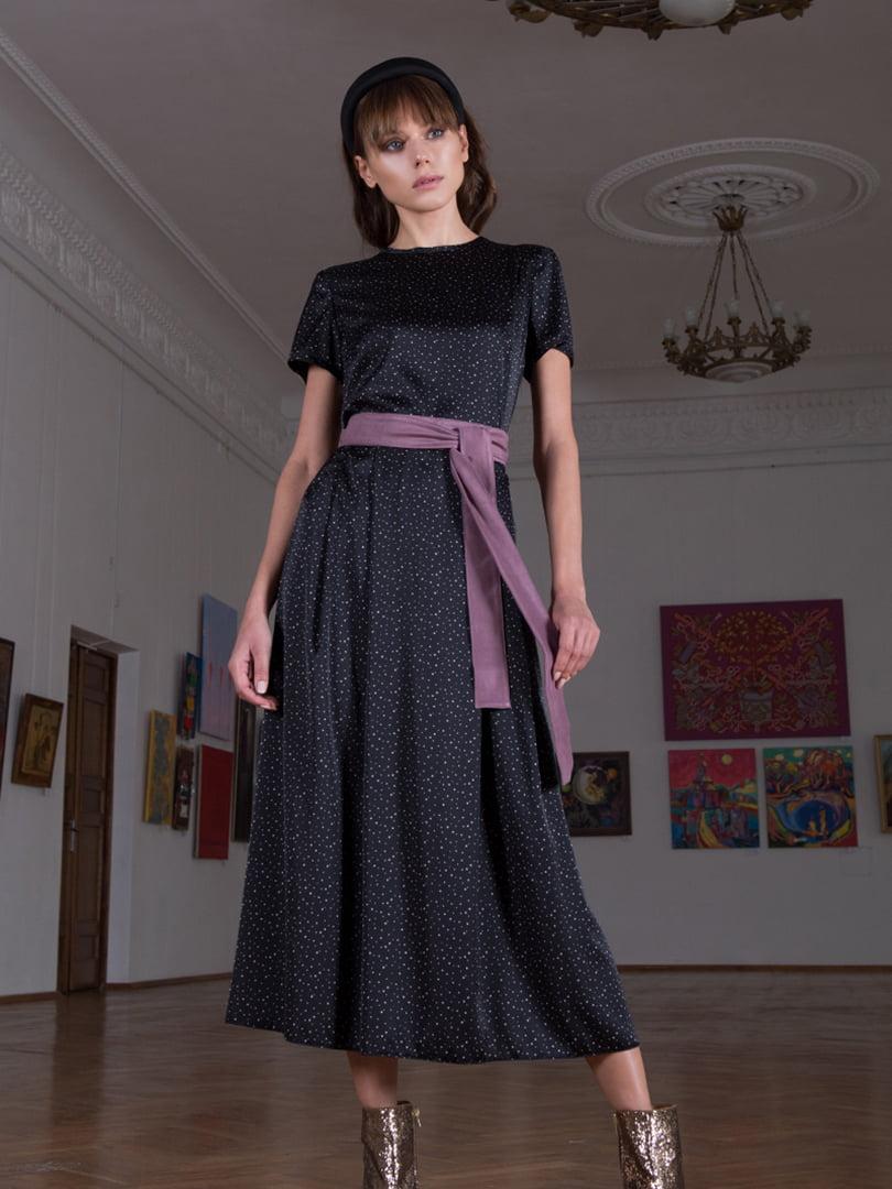 Платье черное | 5661738