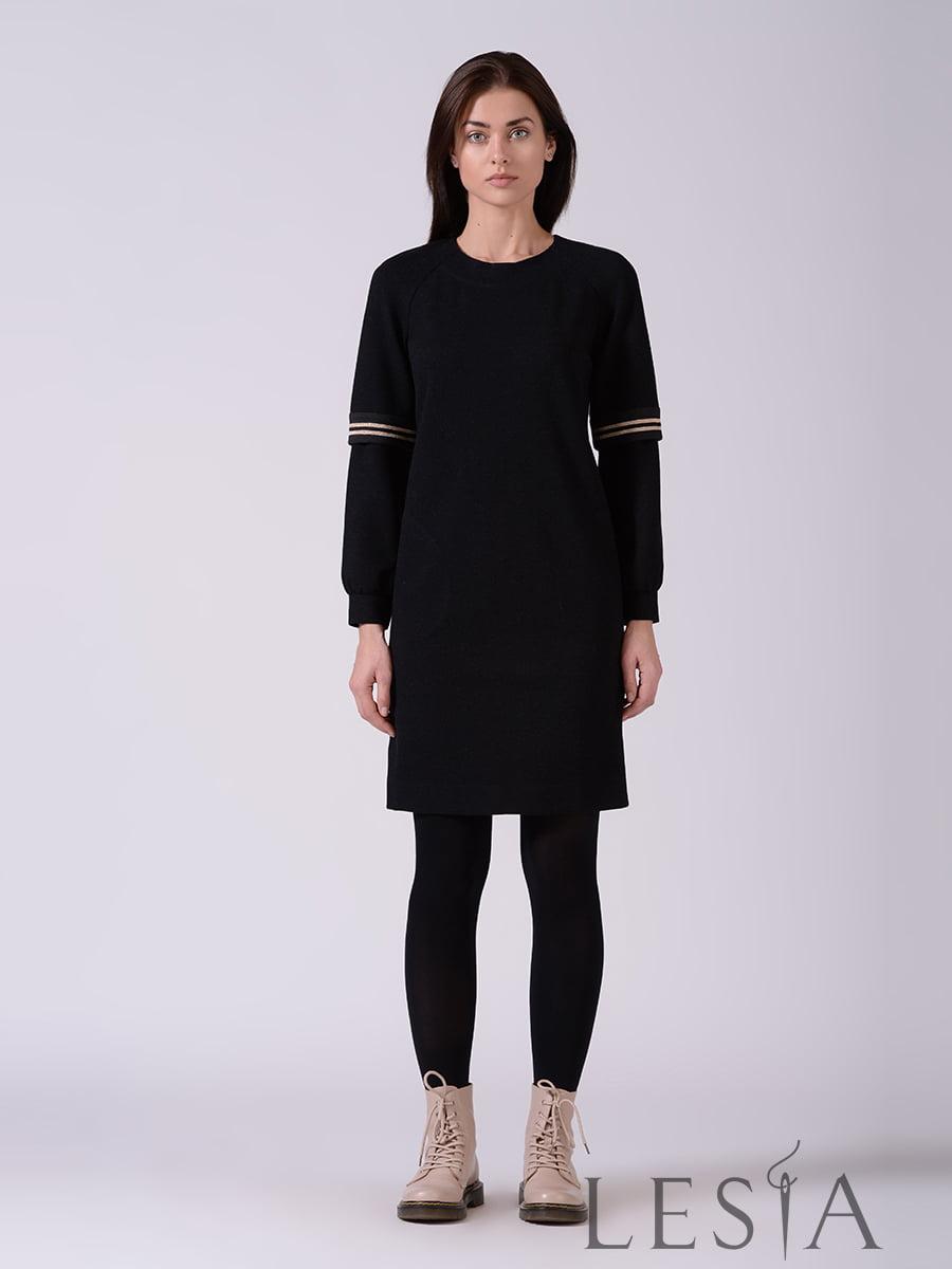 Платье черное | 5661854