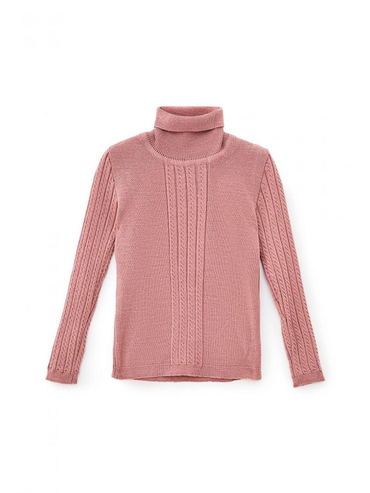 Гольф розовый | 5663252