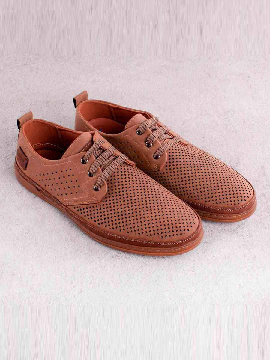 Туфли коричневые   5649044