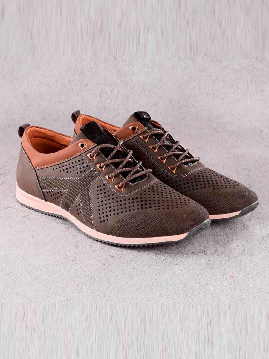 Туфли светло-коричневые | 5649050