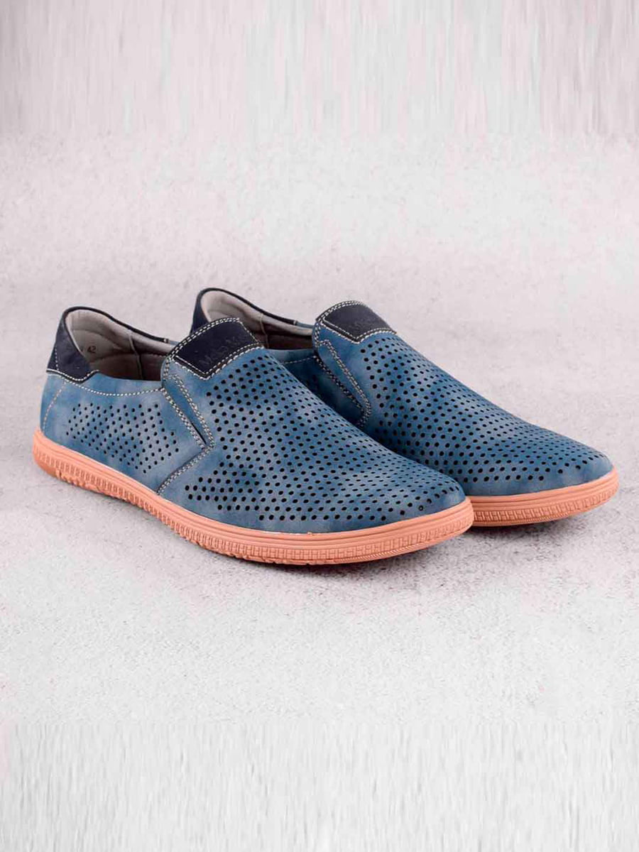 Туфли синие | 5649062