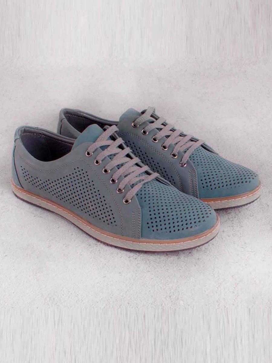 Туфли серые   5649087