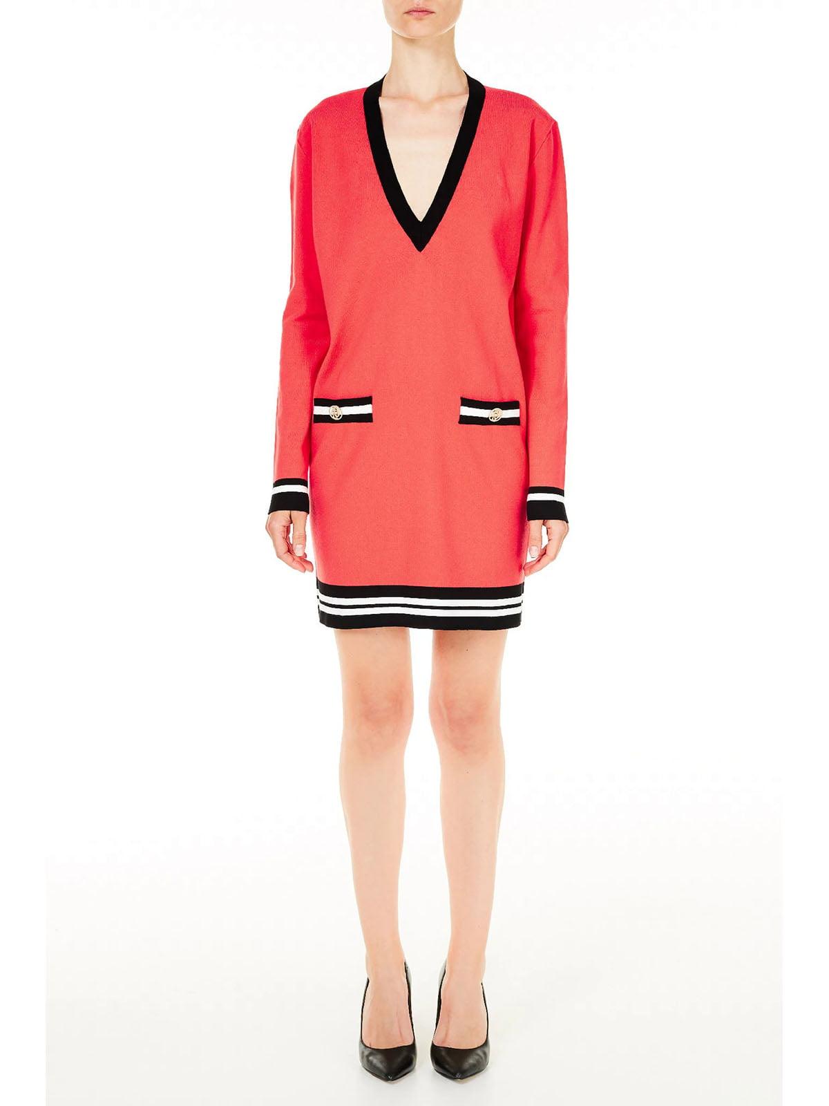 Платье красное   5663520