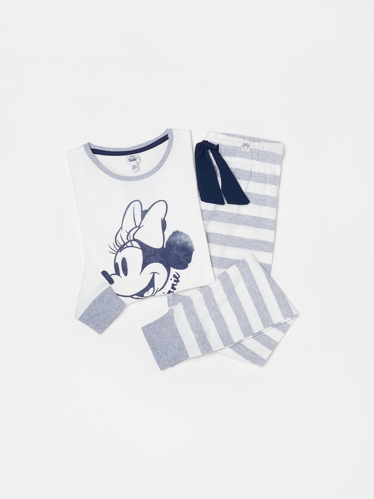 Пижама: джемпер и брюки   5651094