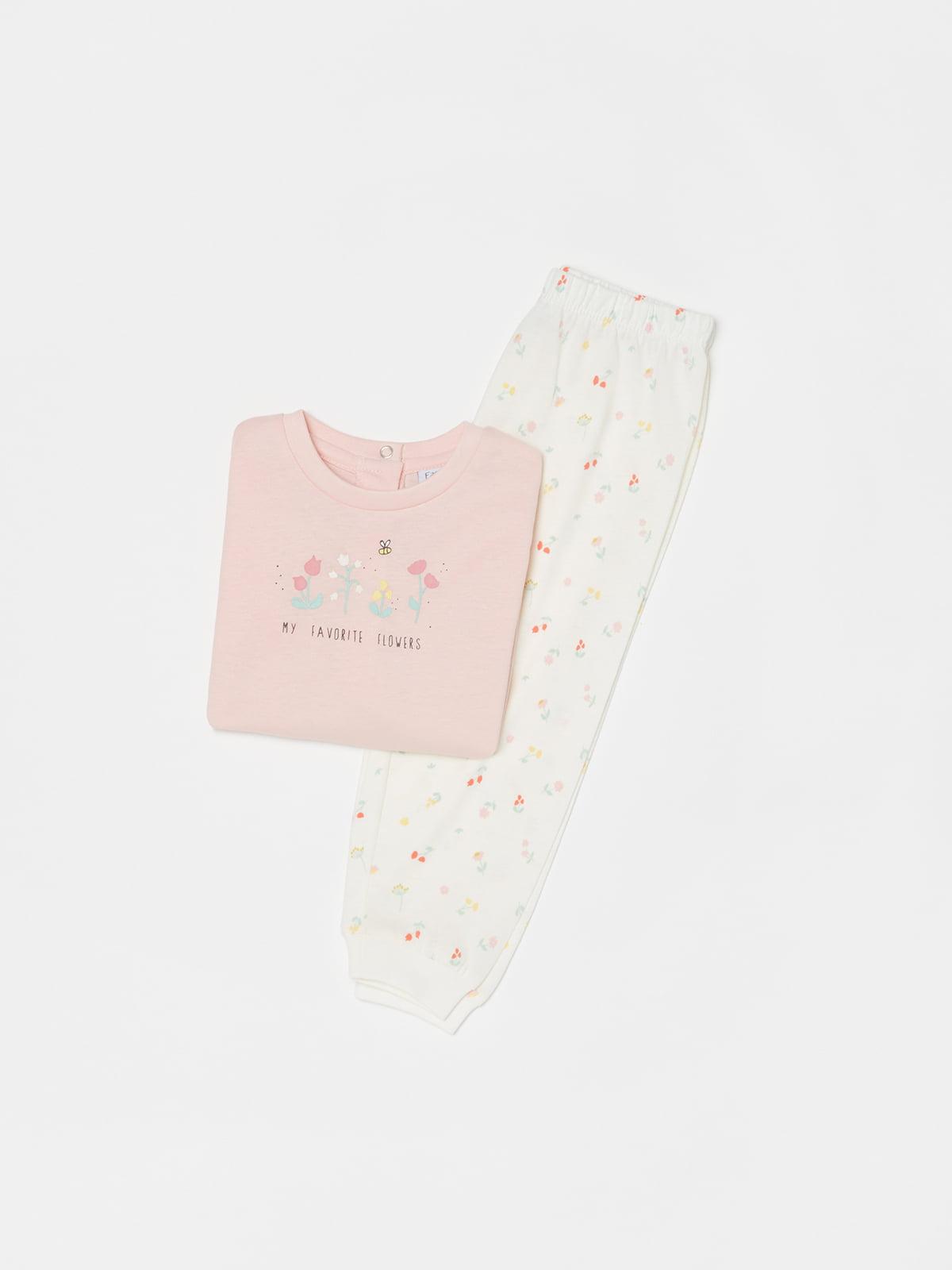 Пижама: джемпер и брюки   5651135