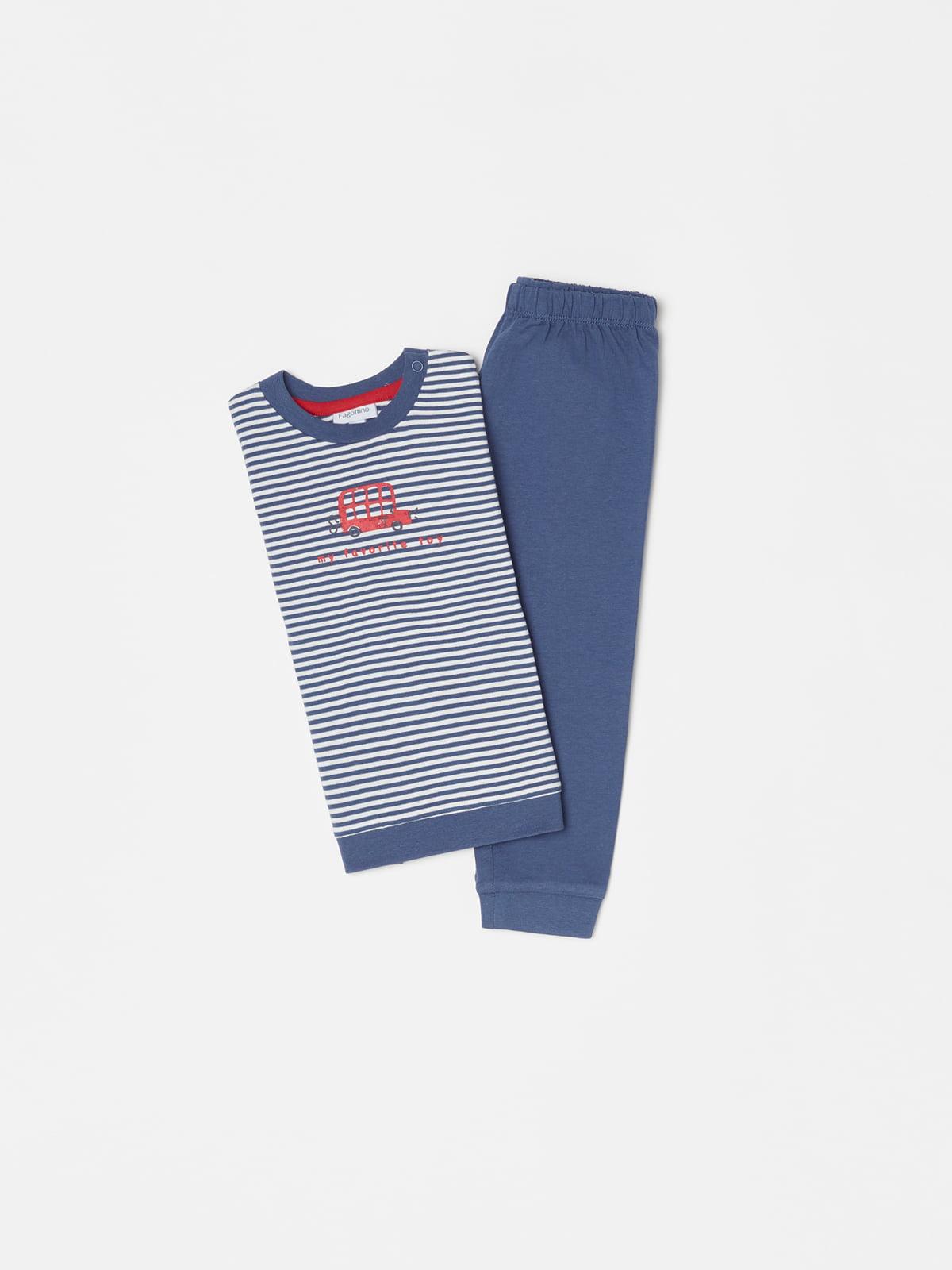 Пижама: джемпер и брюки | 5651262