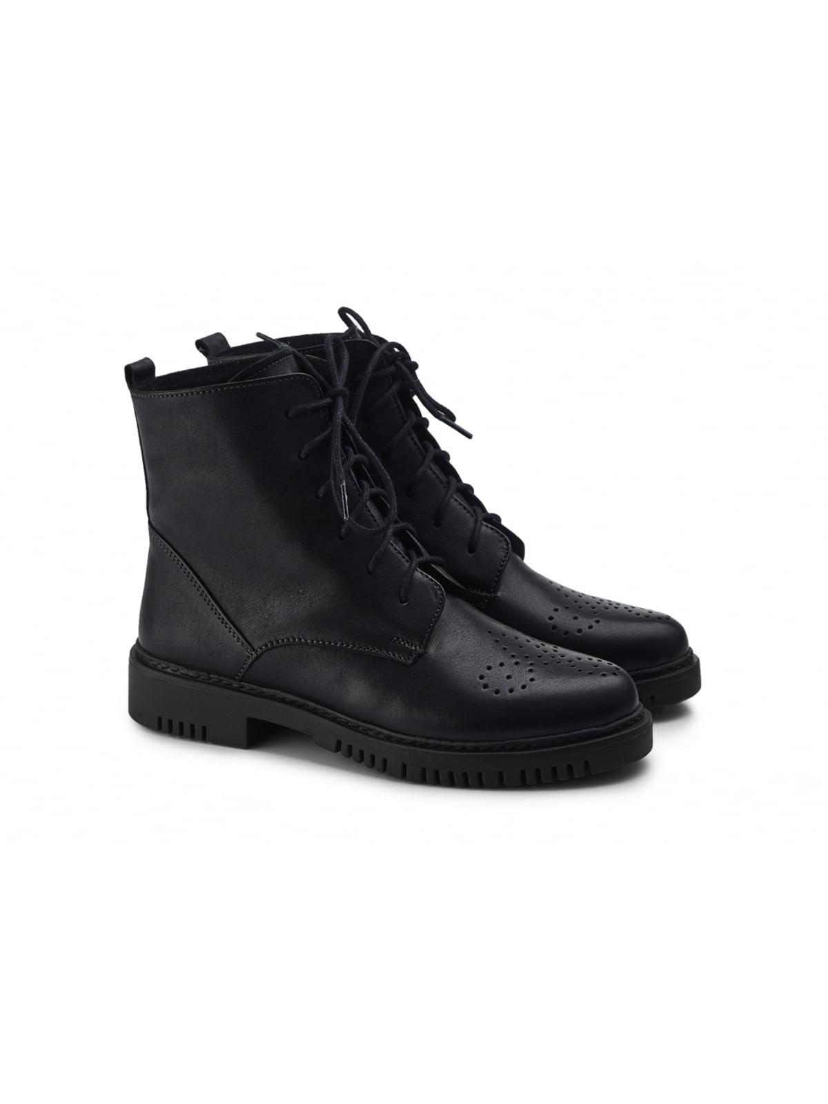 Черевики чорні | 5664940