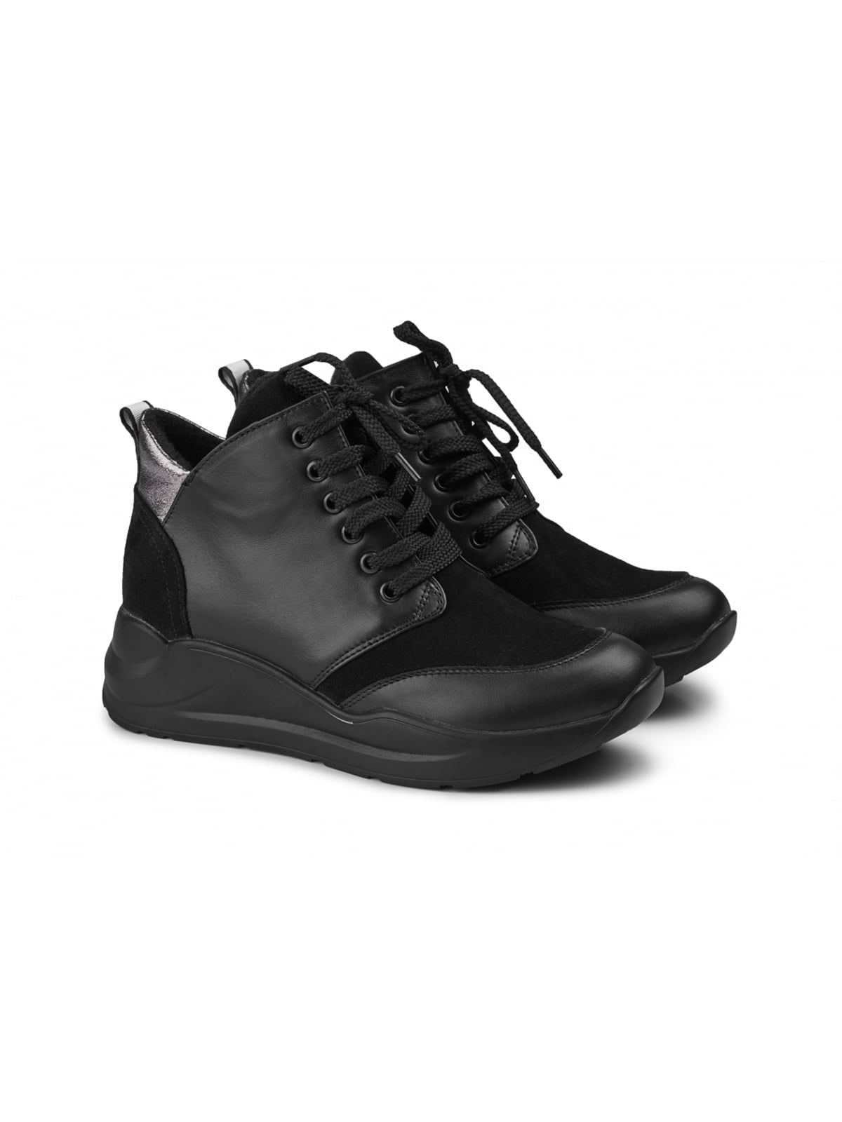 Ботинки черные | 5664941