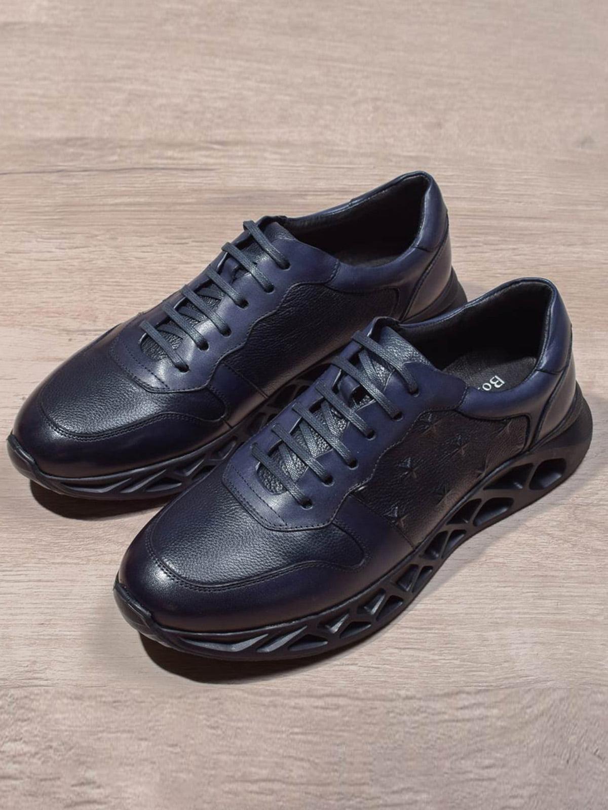 Кросівки сині | 5642622