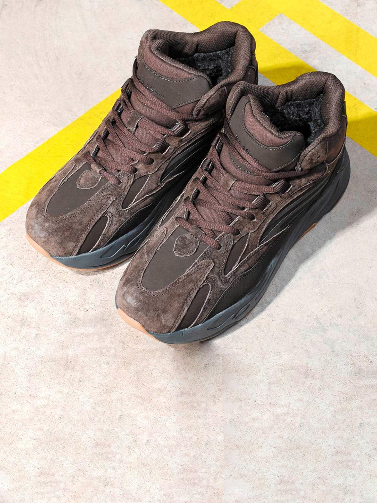 Кросівки коричневі | 5642704