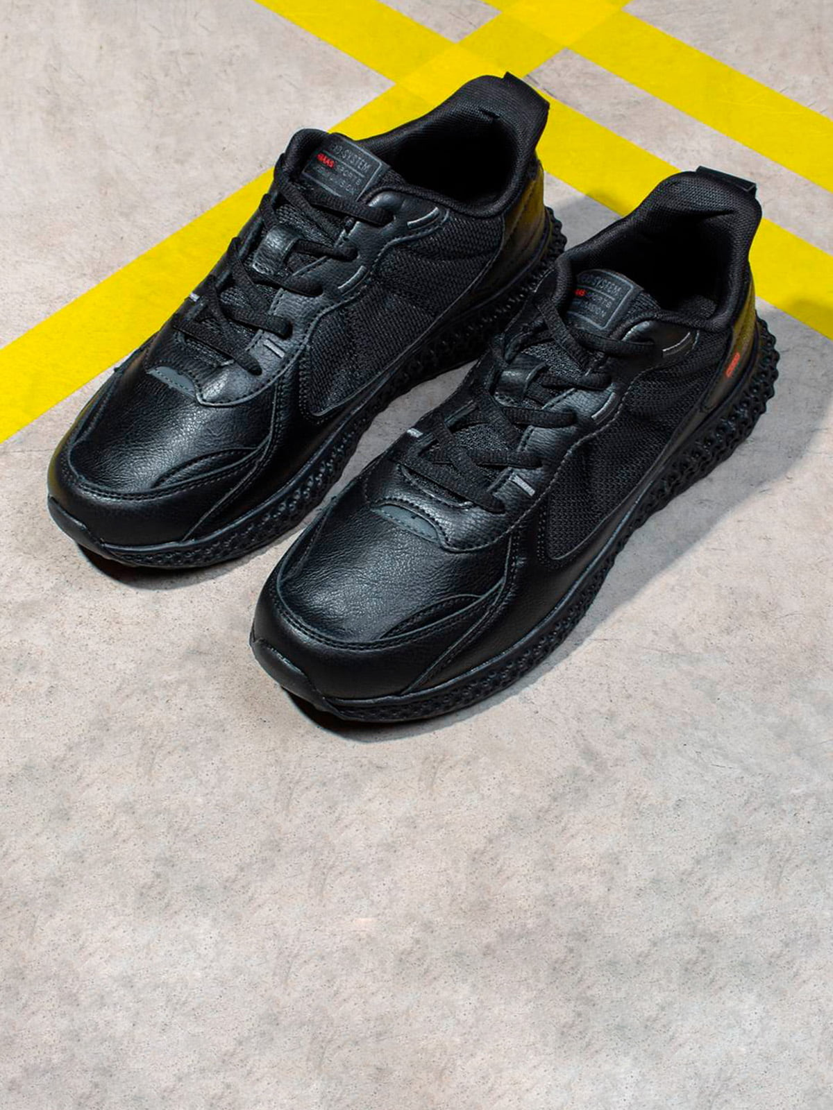 Кроссовки черные | 5642867