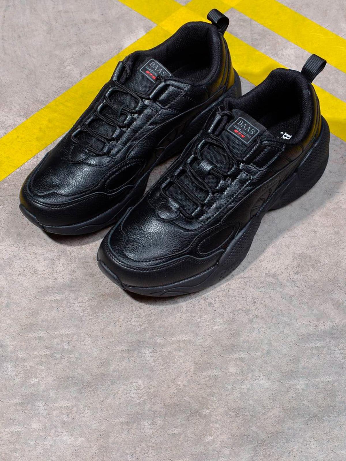 Кросівки чорні | 5642870