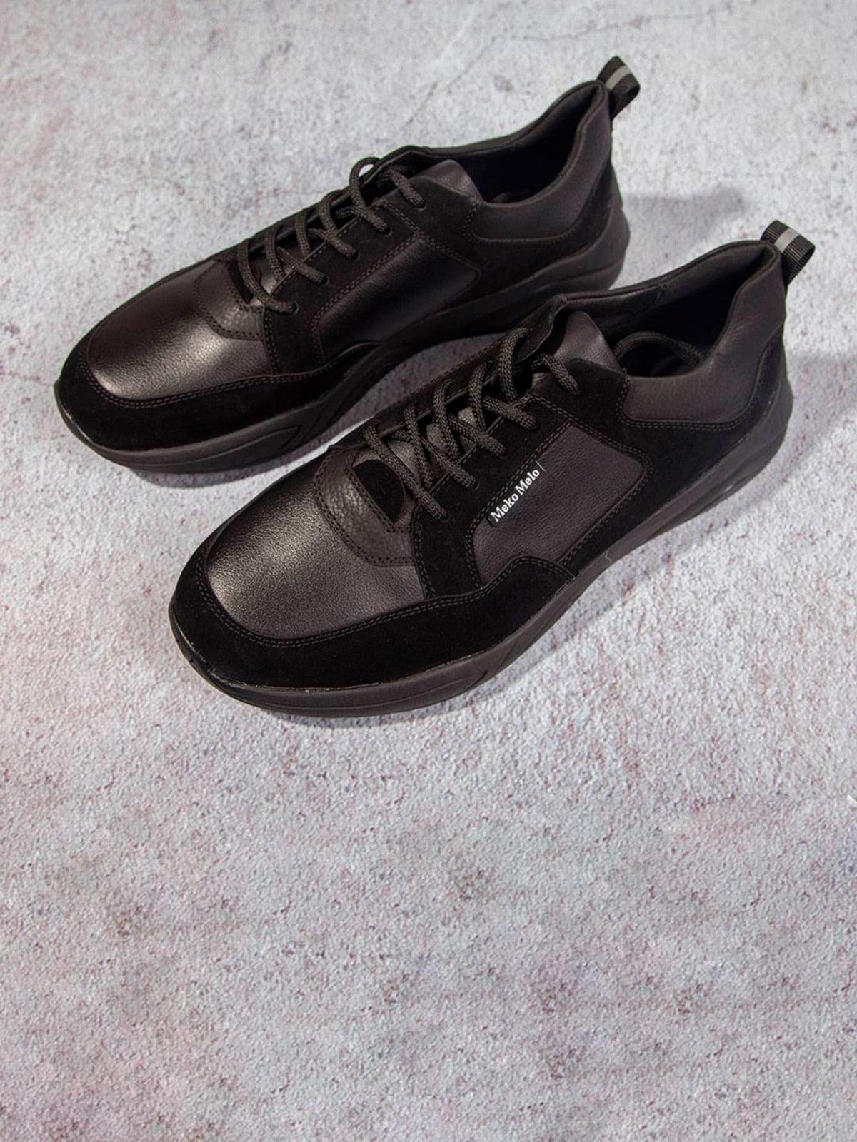 Кросівки чорні | 5643038