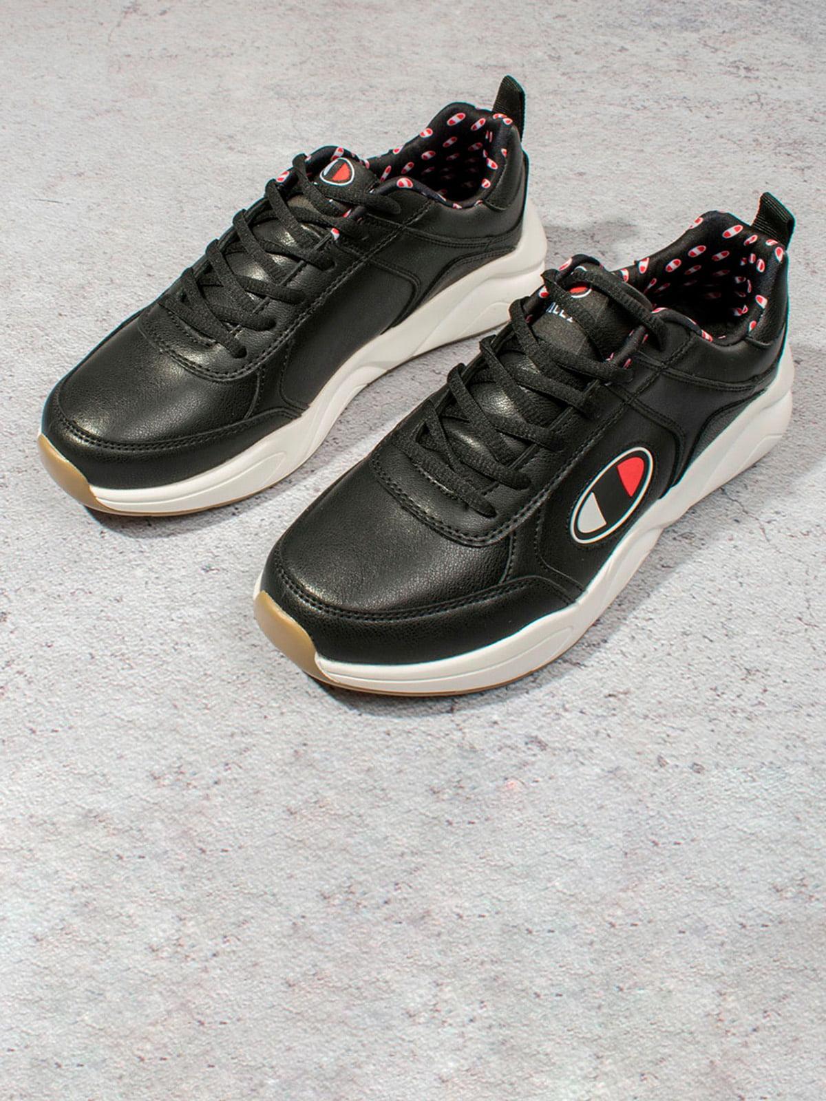 Кросівки чорні | 5643187