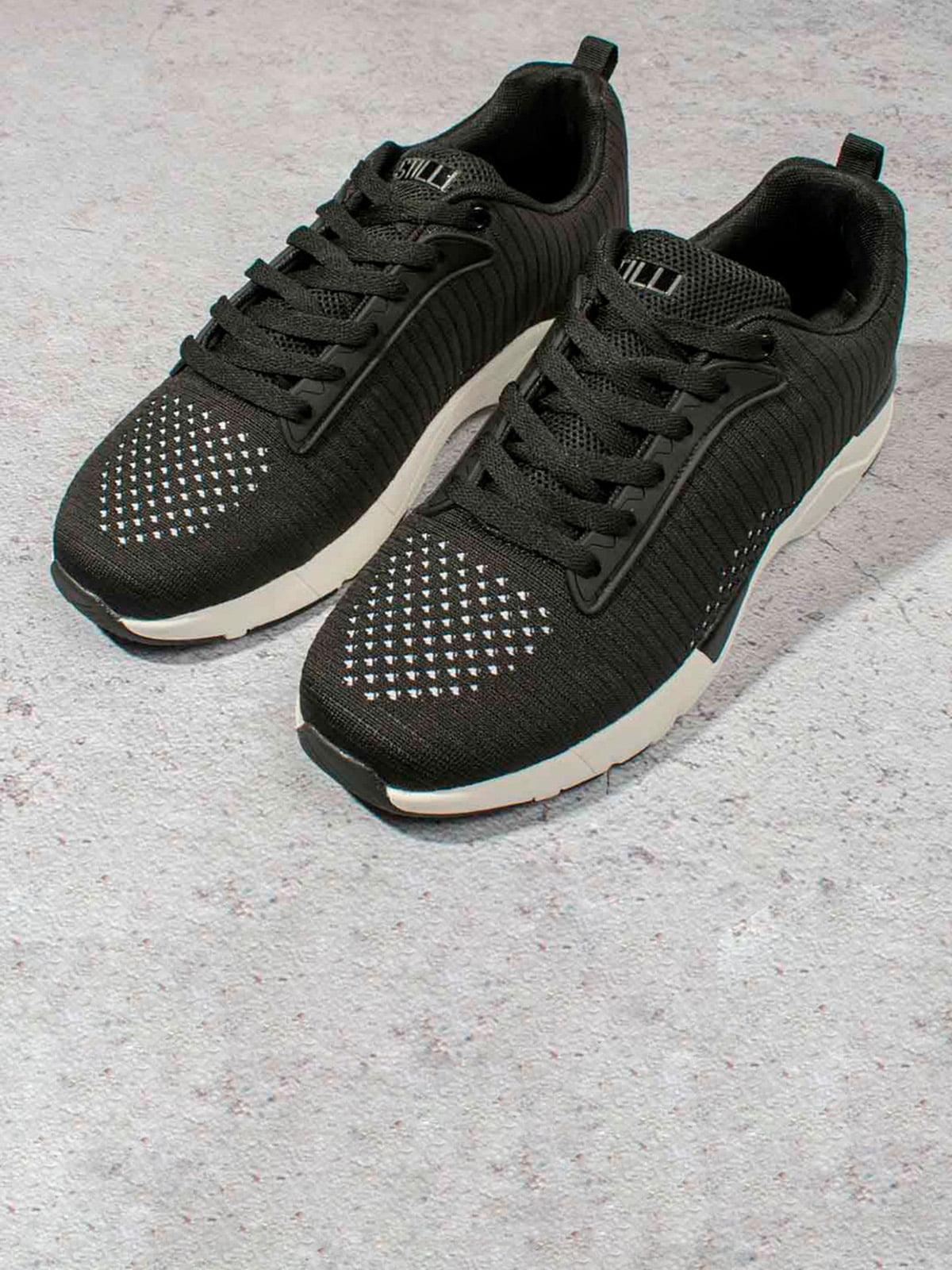 Кросівки чорні | 5643201
