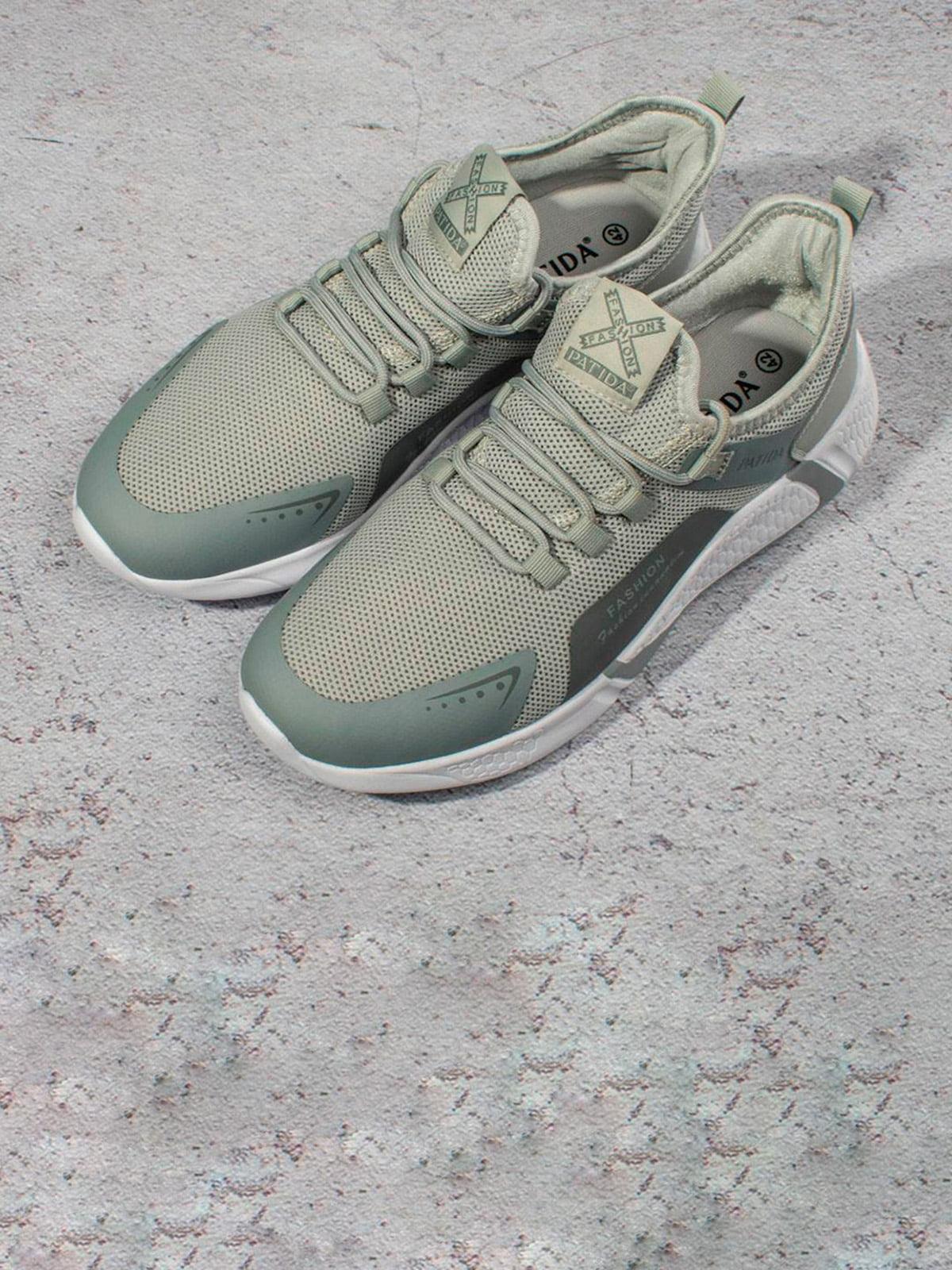 Кросівки сірі   5643262